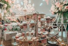 Wedding of Ryan & Tiara by Minity Catering
