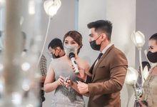 Wedding of YOGI & ELVIN by Aldo Adela MC & Magician