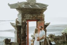 Mikkel & Gritt Couple Session - Bali by Annora Pics