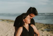 Deo & Immanuel Couple Session - Bali by Annora Pics