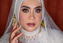 wedding moment ika & yayun by Aproject Photography Jogja
