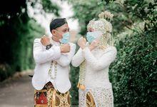 Akad nikah  Aida & Pras by Amphoto