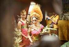 We did it to capture their moment for traditional Balinese Wedding by HMPhotoshoot