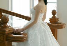 Wedding Dress Collection by Elina Wang Bridal