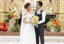 Love has no boundaries - Marvin & Jejomarie by Icona Elements Inc. ( an Events Company, Wedding Planning & Photography )