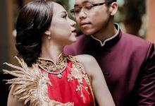 Alan & Vidya Engagement by Everlasting Frame