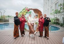 Wedding Desi & Aji by BB Photography
