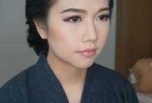 Ms. Novi Engagement by Chesara Makeup