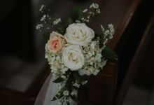 The Traditional Wedding of Rendy & Fitri by williamsaputra