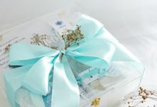BRIDESMAID GIFT BOX by Jollene Gifts