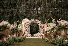Nico & Prescilia Wedding At Amarylis Resort Puncak by Fiori.Co