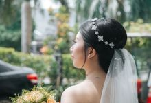 Resepsi Pernikahan Sally & Setiawan by: Gofotovideo by GoFotoVideo