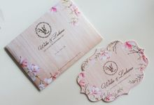Sweet Rustic Woodie & Lediana by Bubble Cards