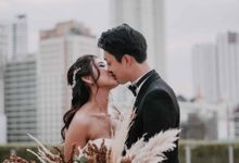 Masayuki & Melissa Wedding by Lumilo Photography