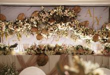 Albert & Yonela Wedding At Ayana Midplaza by Fiori.Co
