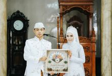 Firda & Danang Wedding Session by martialova photoworks