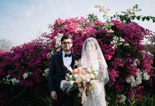 Rustic Wedding Grace & Armando at Villa Karang Putih by Warna Project
