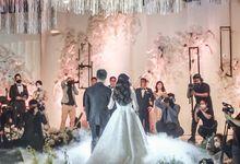 Wedding of BERNARD & JESSICA by Aldo Adela MC & Magician