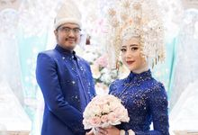 The Wedding of Sherly & Fuad by Hiasan Hati Wedding Planner & Organizer