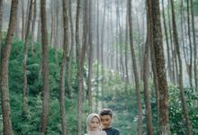 prewedding Aji & Herlinda by Athana_Photography