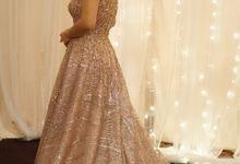 Halter neck rosegold Aline by iLook ( Makeup & Couture )