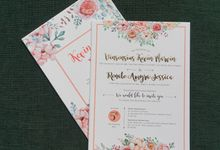 Blooming Fleur Kevin &  Myra by Bubble Cards