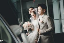 Wedding Benni & Anie by KianPhotomorphosis
