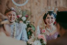 Amanda & Gilang by Get Her Ring