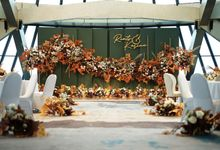 Rinto & Karina Wedding At JHL Solitaire Serpong by Fiori.Co