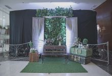 Grand Galaxy Convention Hall - Meuthia & Ibnu by JEE Ballroom Group