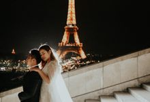 Europe Couple Session of Abraham & Patty by Memoira Studio
