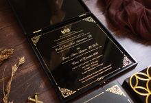 Rima And Thareq by Vinas Invitation