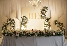 Wedding At The Hermitage Hotel by Fiori.Co