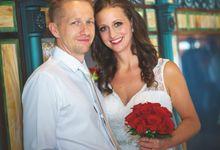 Wedding of  Jeff & Brittany by BSMedia