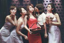 Ryu & Hsin Wedding Ceremony by: Gofotovideo by GoFotoVideo