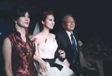 The Wedding Ceremony of Ryu & Hsin by GoFotoVideo