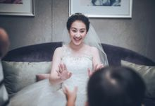 The Wedding Ceremony of Ben & Nadine by GoFotoVideo