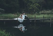 Prewedding of Cicha & Allan by: Gofotovideo by GoFotoVideo