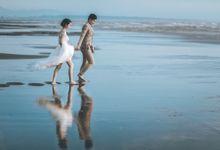 Prewedding od Ricko & Jean by GoFotoVideo