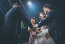 Patrick & Wina Wedding at Borobudur Hotel by GoFotoVideo