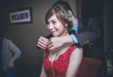 Tea Pai of Diana & Roby by GoFotoVideo