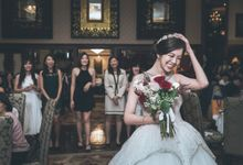 The Wedding Reception of Michael & Jeje by GoFotoVideo