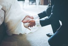 The Wedding Reception of Felix & Dianti Part I by GoFotoVideo