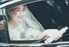 The Wedding Reception of Felix & Dianti Part II by GoFotoVideo