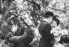Steven & Ani Outdoor Wedding Preparation Shoot by Gofotovideo by GoFotoVideo
