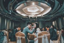 The Wedding of Rion & Clara by Gofotovideo by GoFotoVideo