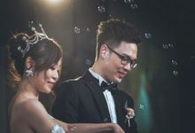The Wedding of Willy & Jessica by GoFotoVideo