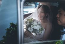 The Wedding Reception of Richard & Leni by GoFotoVideo