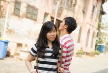 Margareth Chia & Partner Couple Photosession by L&C Photography