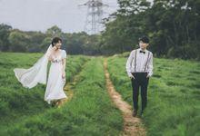 Robby & Evelin Prewedding by GoFotoVideo